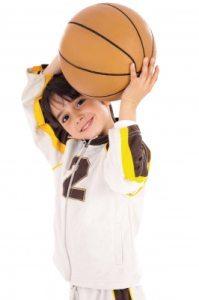 Sporty Child. Image by FreeDigitalPhotos.net