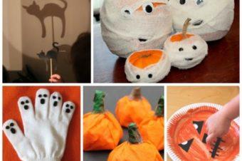 Halloween Craft From Kids Activities Blog