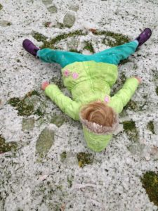 Lillian's Snow Angel