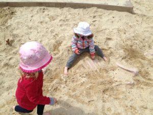 More bones in the sand