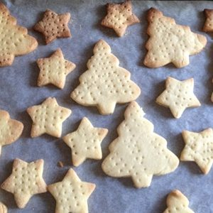 Cooked Shortbread