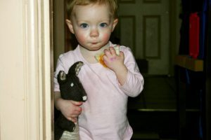 Julia @ 22 months
