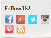 Follow Us on Instagram and other social media