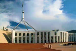 Australian Parliament, Image from: http://www.spiritland.net/aust_parliament.htm