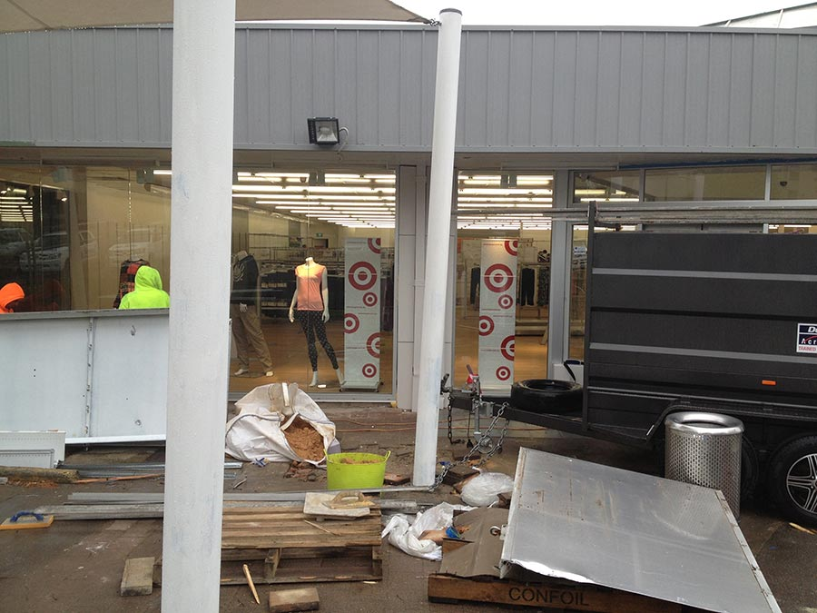 Target is soon to open in Katoomba, yippee!