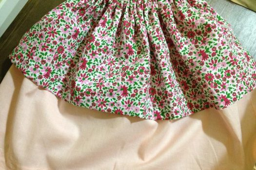 Layered Skirts Done