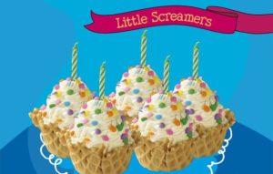 Ben & Jerry's Little Screamers