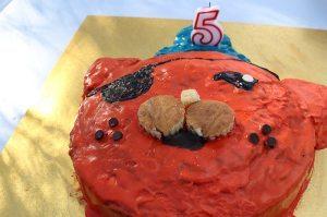 Kwazii Cake, made by me.