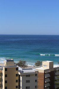 Our beach view!