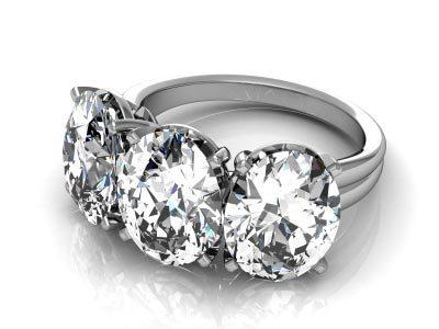 What a lovely wedding ring. Image courtesy of Boykung at FreeDigitalPhotos.net