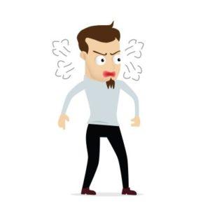 Angry Man.Image courtesy of sumetho at FreeDigitalPhotos.net