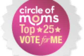Vote for me – Top 25 Family Blogs