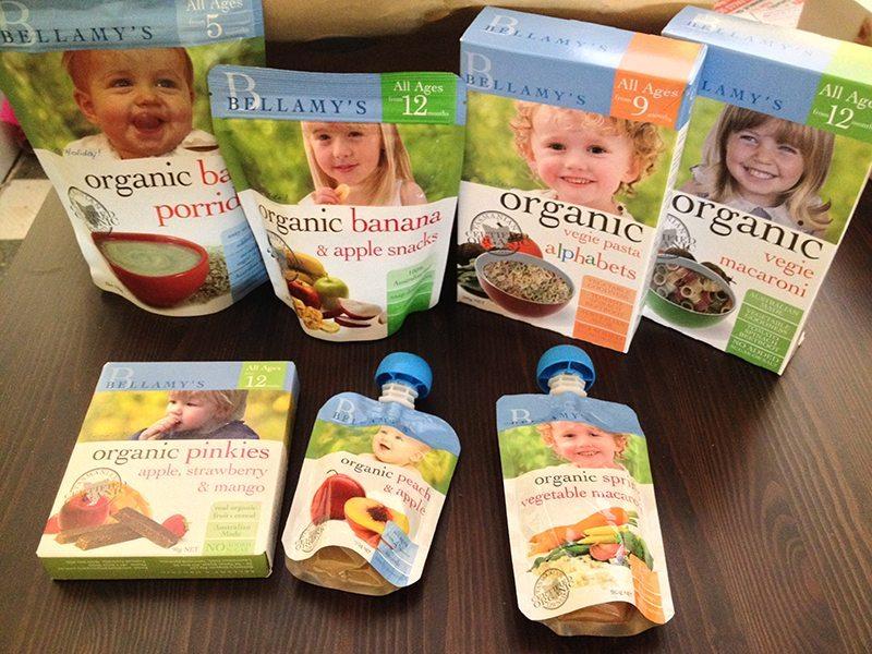 Bellamy's Organic Food for Kids