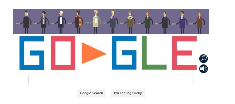 Google on Friday Celebrated 50 years of Doctor Who