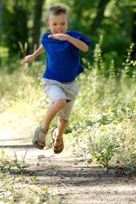 Running around and creating mischief. Image courtesy of chrisroll at FreeDigitalPhotos.net