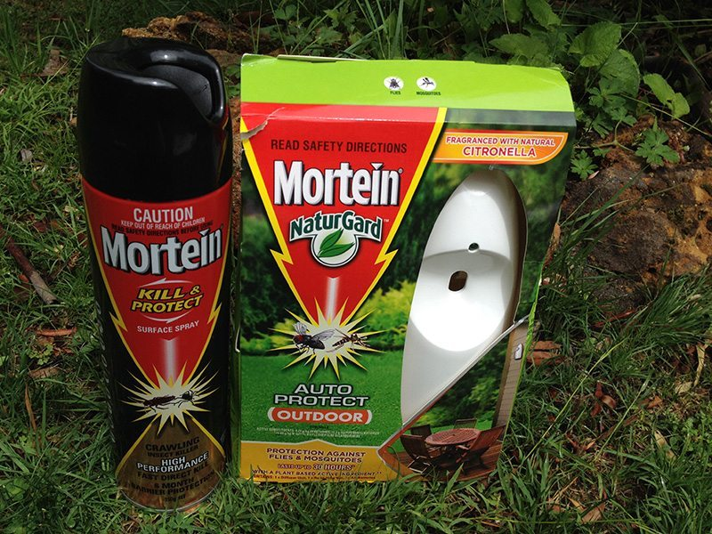 Prize Pack from Mortein