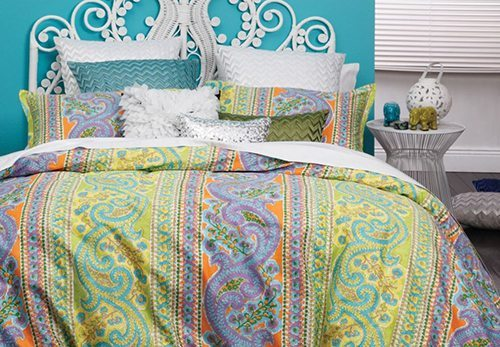 FRESCO, Queen Quilt Cover Set.Available at Super Amart at $79.95