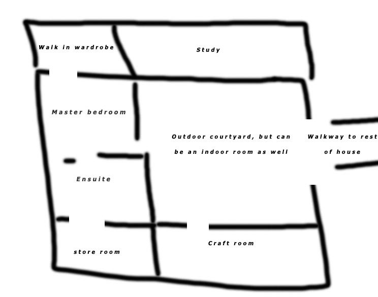 Trying to create house plans. It is harder than you think.