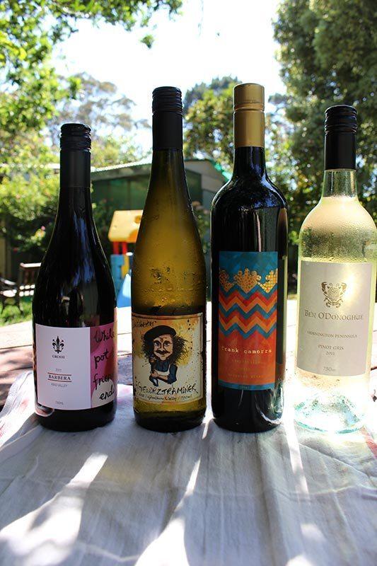 Wine Selectors Chef Series