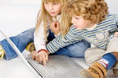 Boy and girl playing together. Image courtesy of marin / FreeDigitalPhotos.net
