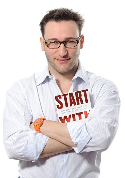 Simon Sinek inspires me to find my why