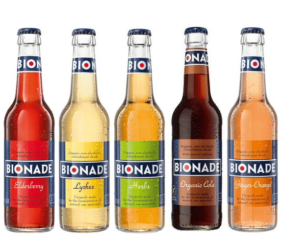 Bionade Drinks I got sent