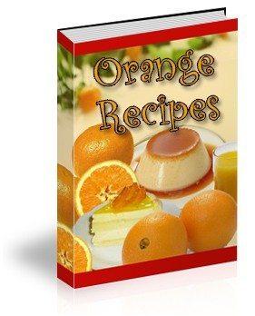 Delicious Orange Recipes - eBook