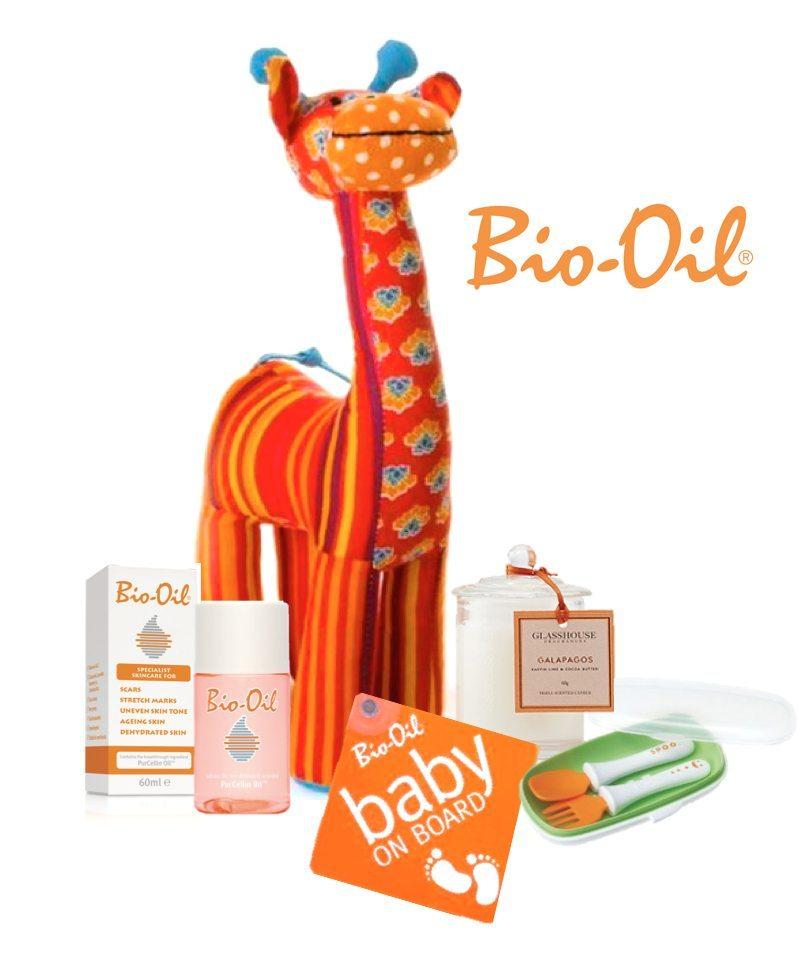 Win This Amazing Bio-Oil Baby Love Pack