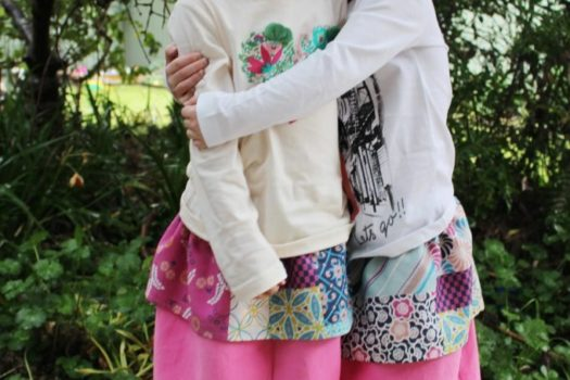 Sew an Easy Layered Skirt