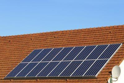 Solar Panels. Image courtesy of dan / FreeDigitalPhotos.net