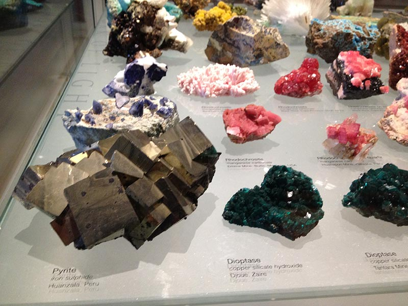 Just amazing and impressive gemstones on display.