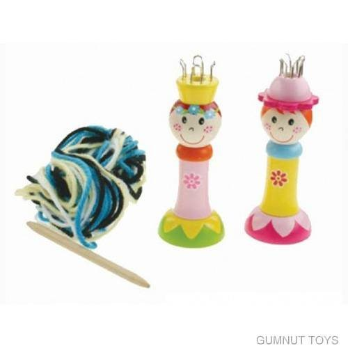 These are the fairy knitting dolls that I have orderd for the twins. Cannot wait till they turn up!