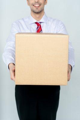 Files and documents all set to go to the storage facility. Image courtesy of stockimages / FreeDigitalPhotos.net