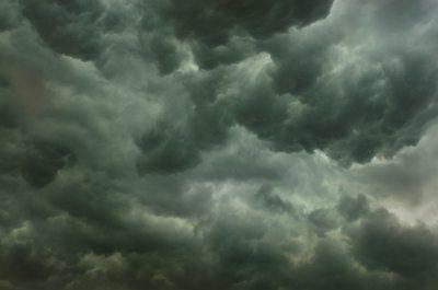 Rain be gone! Bring us sunshine and blue skies. Image courtesy of worradmu at FreeDigitalPhotos.net