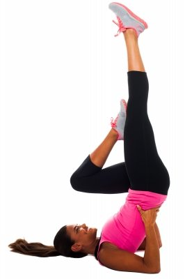 This is one of my favourite exercises. It makes my shoulders feel so much better. Image courtesy of stockimages at FreeDigitalPhotos.net