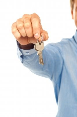 Yipee! You have the keys to your first house. Congrats! Did you get help to make it happen or just saved forever? Image courtesy of stockimages at FreeDigitalPhotos.net