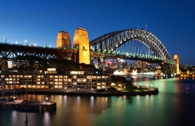 Sydney Harbour. Is Sydney getting too expensive to buy your first home? Image courtesy of Oxy Z at FreeDigitalPhotos.net