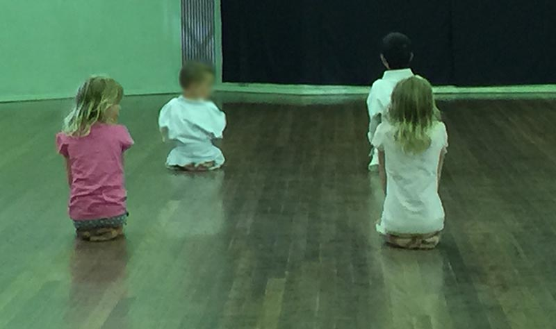 The kids first go at Karate. They loved it and want to go again. I hope they stick with it. We will see.
