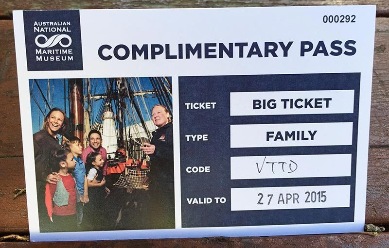 This could be your pass to holiday fun! Win a family pass to the Maritime Museum's exhibition Voyage to the Deep