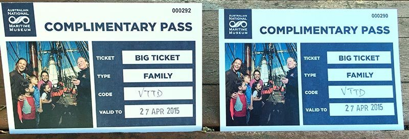 2 Family Passes to Win! Take the family to the Maritime Museum's Voyage to the Deep Exhibition