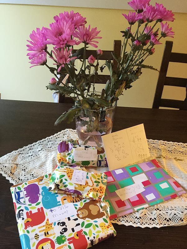 My Mother's Day Gifts - I wonder what the kids got me?