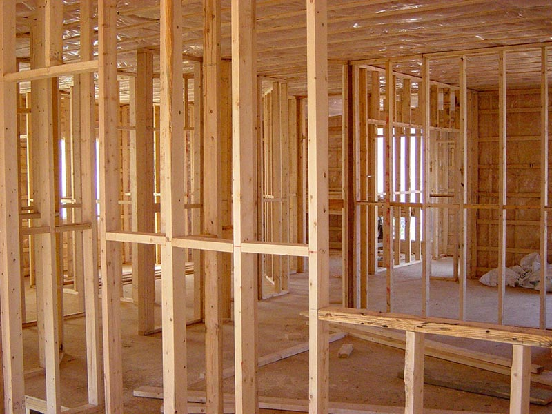 Building your new house or the second one. Hopefully it will not break the bank.