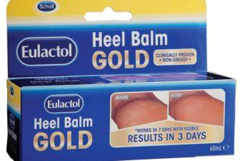 WIN: 1 Scholl's Eulactol Heel Balm Gold