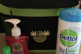 Healthy Habits with Dettol