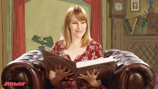 Australian actress and playwright Kate Mulvany