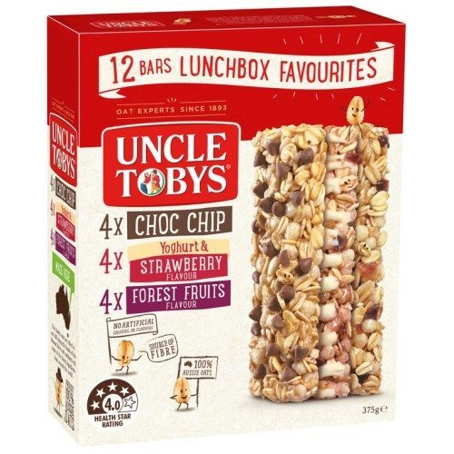 UncleTobysLunchBoxBars