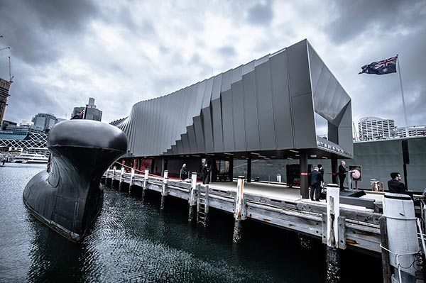 The Maritime Museum. Photo courtesy of Media Services AP.