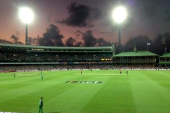 KFC Big Bash Hits A Six
