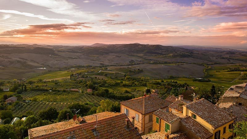 Another idea is maybe exploring Tuscany.. doesn't this look amazing!
