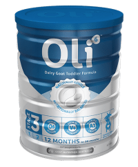Stage 3 – 12 months to 36 months (Toddler Formula) - Oli6 Dairy Goat Formula